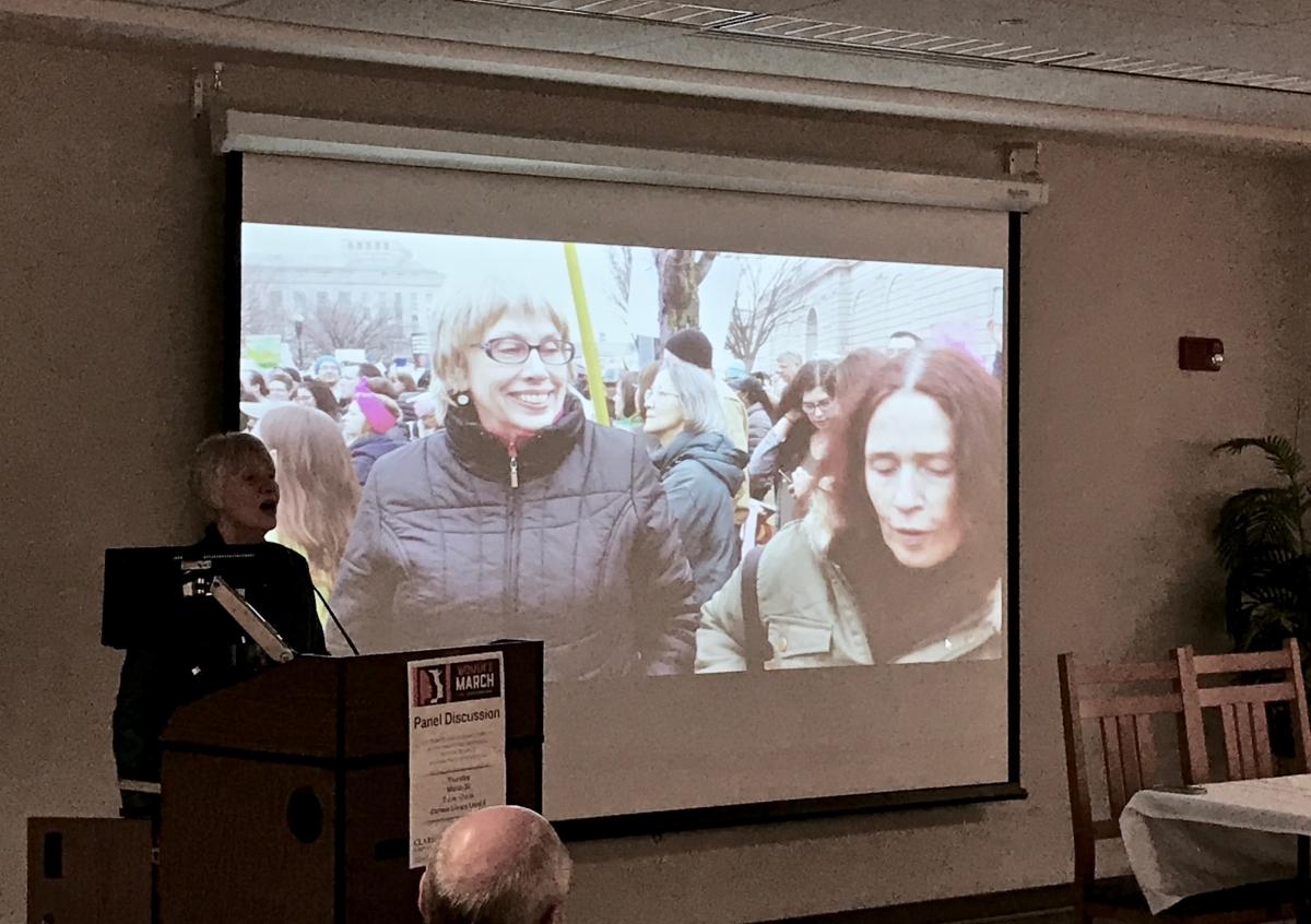 Women's March Panel
